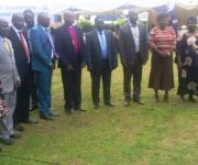 YTTC Re-opens in Yei
